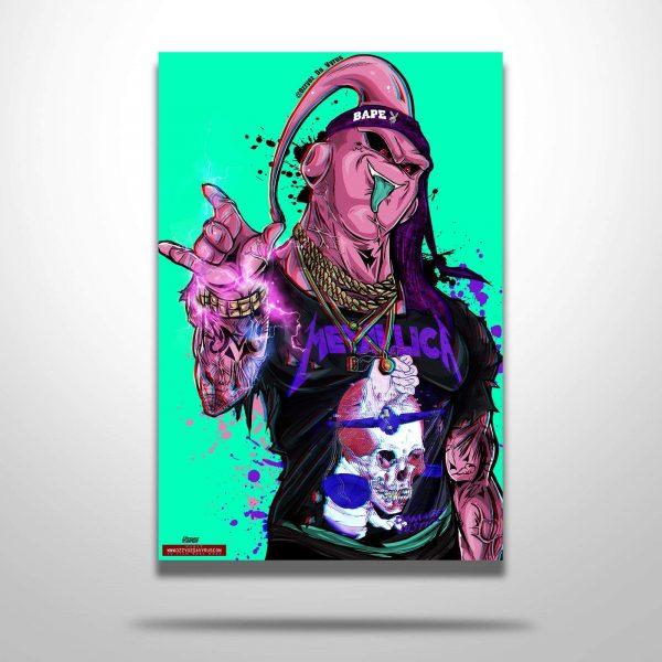 Rockstar Buu Poster