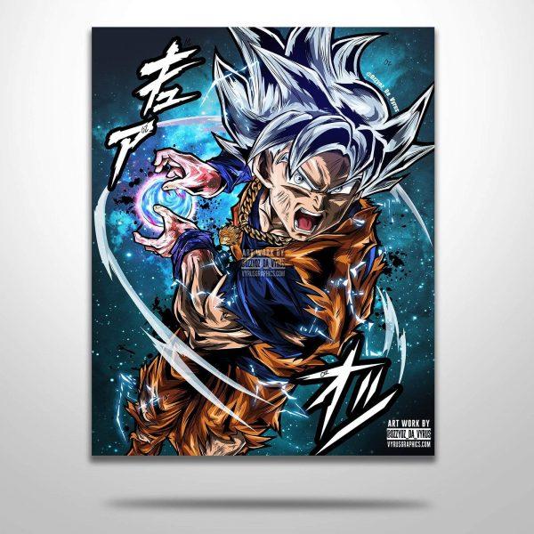 Master Ultra Poster