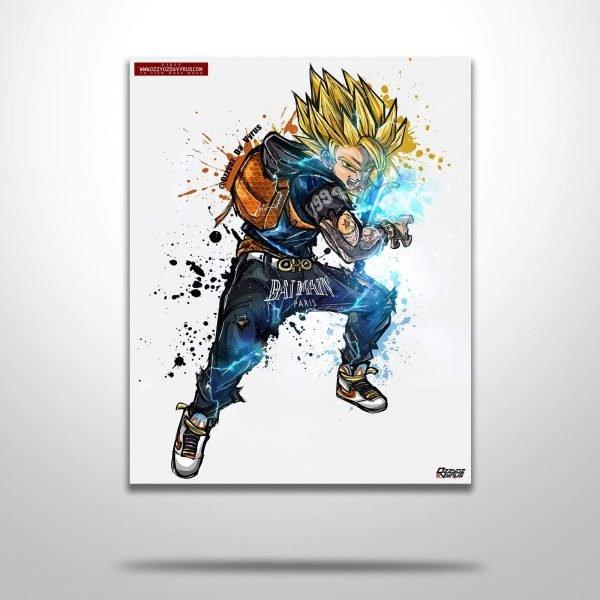 SS2 Goku