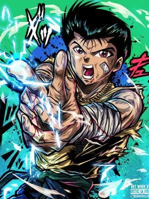 YuYu Poster