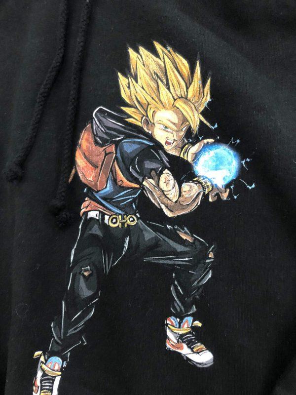 Goku Hoodie