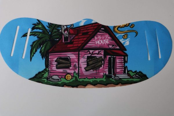 Trap House WASHABLE AND REUSABLE FACE MASK COVER