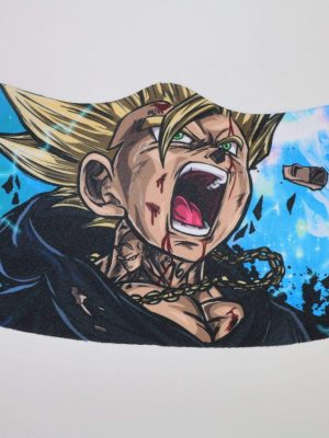 Gohan WASHABLE AND REUSABLE FACE MASK COVER