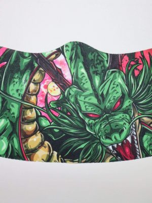 Shenron WASHABLE AND REUSABLE FACE MASK COVER