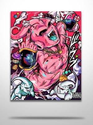 Candy Buu Poster
